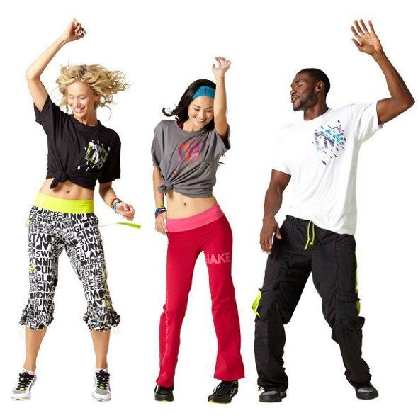 zumba dancersZumba Dancers